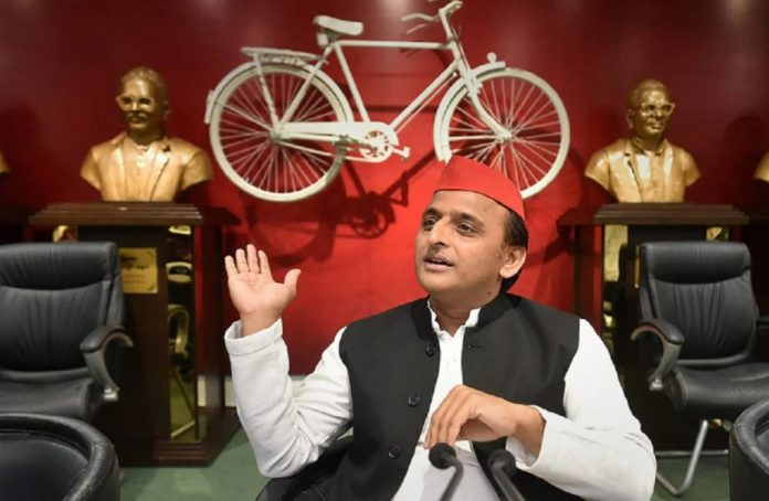 Samajwadi Party Announces Four Candidates for UP Assembly Seats before By-polls